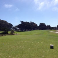 Photo taken at Pacific Grove Golf Links by Greg J. on 7/23/2016