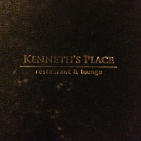 Photo taken at Kenneth's Place Grill House & Catering by Charlene Y. on 3/19/2013