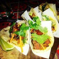 Photo taken at Salvation Taco by James M. on 1/9/2013