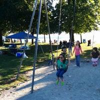 Photo taken at Stanley Park Children's Area by Sergei S. on 9/7/2014