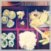 Photo taken at Sushi Rock by Alec D. on 1/25/2013