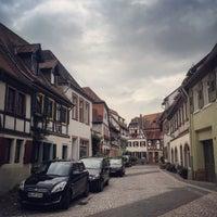 Photo taken at Ladenburg by Alexander K. on 9/20/2016