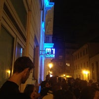 Photo taken at M1 Lounge Bar & Club by Alexander K. on 8/14/2013