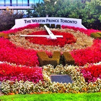Photo taken at The Westin Prince, Toronto by Amir - a. on 10/23/2013