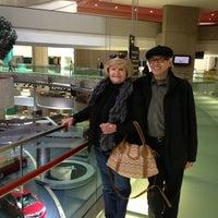Photo taken at Ren Cen 4 by Liz T. on 10/12/2012