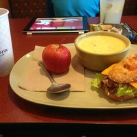 Photo taken at Panera Bread by Shameal A. on 5/18/2013