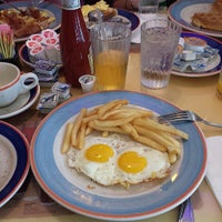 Photo taken at Good Stuff Diner by Wolf D. on 6/23/2013