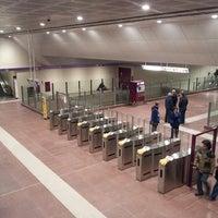 Photo taken at Metro Garibaldi FS (M2, M5) by Stefano L. on 3/1/2014