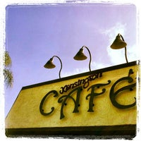 Photo taken at Kensington Café by Kevin P. on 2/18/2013
