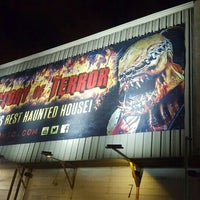 Photo taken at The Factory of Terror Haunted House by David I. on 10/16/2015