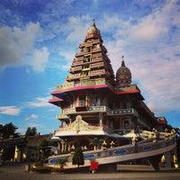 Photo taken at Graha St. Maria Annai Velangkanni by Roy Y. on 11/29/2014