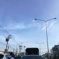 Photo taken at Lam Kralok Intersection by Pola S. on 8/26/2016