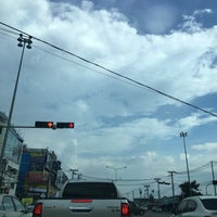 Photo taken at Lam Kralok Intersection by Pola S. on 8/11/2016