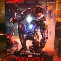 Photo taken at BIG Cinemas by Vignesh M. on 4/26/2013