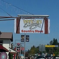 Photo taken at Taylor's Country Store by Tj R. on 4/27/2013