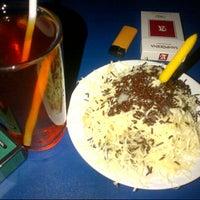 Photo taken at Roti Bakar Eddy by Dionita A. on 5/12/2013