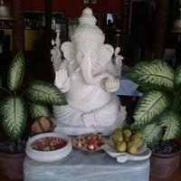Photo taken at Ganesh Indian Restaurant by Annette B. on 3/18/2013