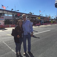 Photo taken at Charlotte Motor Speedway by Stefany M. on 10/9/2016