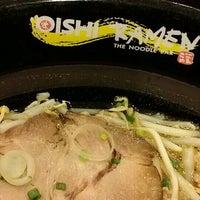 Photo taken at Oishi Ramen by Diamondped🐤 on 9/14/2015