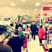 Photo taken at Target by Monique P. on 11/23/2012