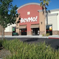 Photo taken at BevMo! by Andrew W. on 9/4/2011