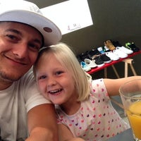 Photo taken at Alton's Skatehouse by mld m. on 7/1/2014