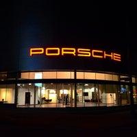 Photo taken at Beverly Hills Porsche Showroom by JayChan on 4/15/2015