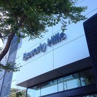 Photo taken at Beverly Hills Porsche Showroom by JayChan on 4/19/2015