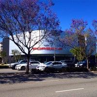 Photo taken at Beverly Hills Porsche Showroom by JayChan on 4/20/2015