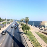 Photo taken at Güzelyalı Sahili by Süreyya on 7/27/2013