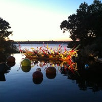 Photo taken at Dallas Arboretum and Botanical Garden by theneener on 10/17/2012