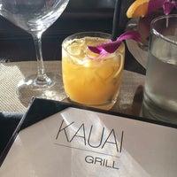 Photo taken at Kaua'I Grill by Jean-Georges Vongerichten by Sandra W. on 8/20/2016