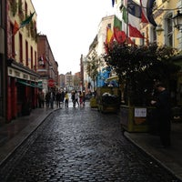Photo taken at Temple Bar Square by Masha🦀 on 5/12/2013
