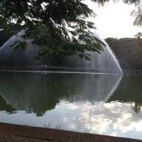 Photo taken at Bosque dos Buritis by Mayara Dayane P. on 4/30/2013