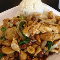 Photo taken at No Thai! by Hanna P. on 8/26/2013