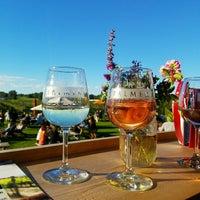 Photo taken at Palmer Vineyards by ara c. on 9/24/2016