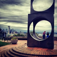 Photo taken at Kerry Park by Tyler A. on 6/7/2013