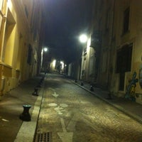 Photo taken at La Butte aux Cailles by Renaud F. on 3/15/2016