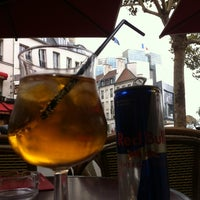 Photo taken at Café Bastille by Renaud F. on 10/24/2012