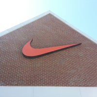 Photo taken at Nike by Kaylin M. on 4/6/2013