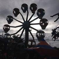 Photo taken at Adventureland Amusement Park by Kevin on 9/21/2013