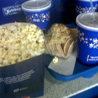 Photo taken at Cinépolis Multiplaza by Jonathan P. on 3/23/2013