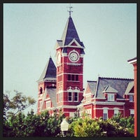 Photo taken at Auburn University by Scott H. on 8/31/2013
