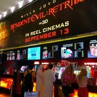 Photo taken at Reel Cinemas by Mark S. on 9/15/2012