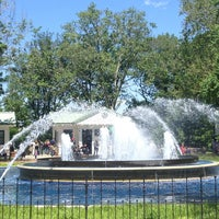 Photo taken at Franklin Square by Cupid on 5/26/2013
