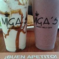 Photo taken at Miga's by Kaky R. on 5/18/2013