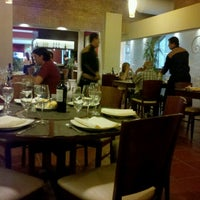 Photo taken at Parrilla Los robles by Santiago M. on 11/7/2012