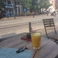 Photo taken at Den Hoek Af by Xhejnelli U. on 9/23/2014