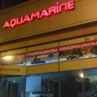Photo taken at Аквамарин by Ирина У. on 11/20/2013