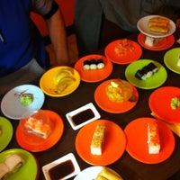 Photo taken at Restaurace Baifu by ollie on 10/14/2013